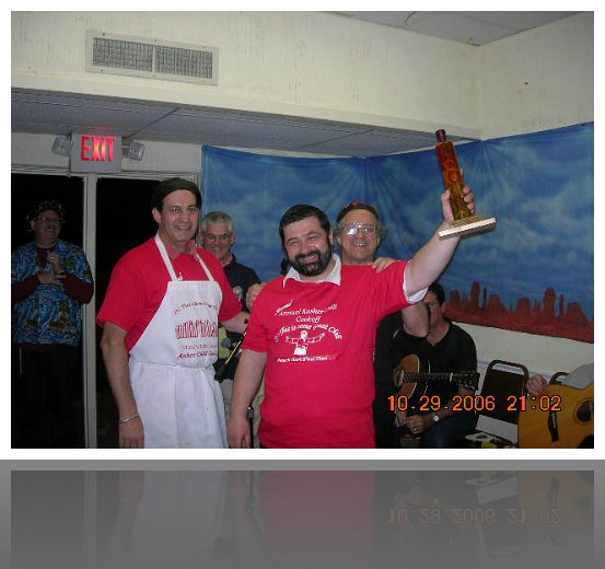 2006 - Winners of Second Annual Kosher Chilli-Cook-Off