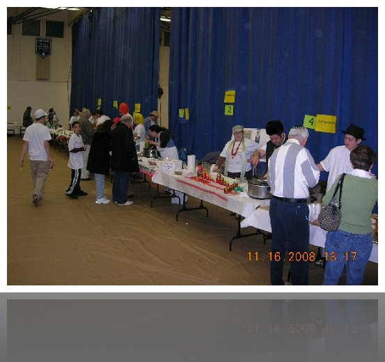 4th St. Louis Annual Kosher Chilli Cook-Off