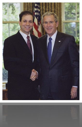 Schuman's at the White House - 2006