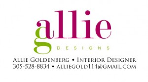 Allie G Design Logo