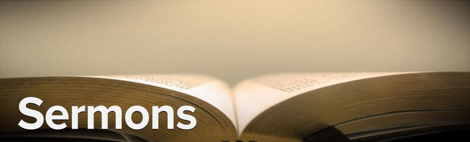 Rabbi Rabbi Ze'ev Smason's Sermons